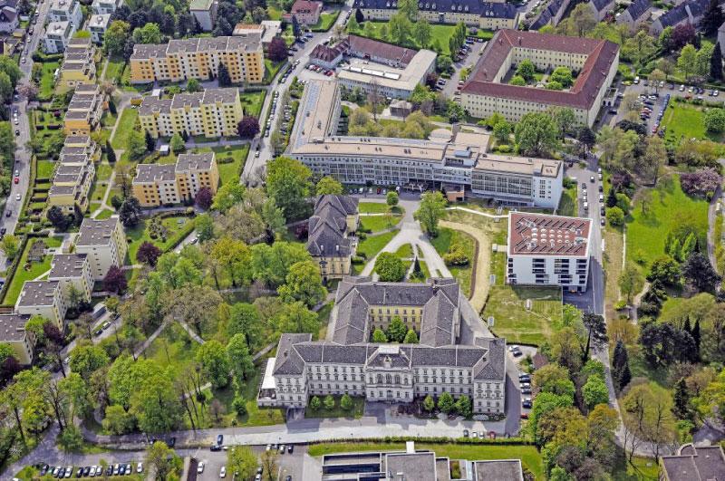 Unser neuer Standort ©Stadt-Linz